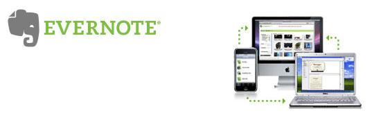 evernote 3 Recuerda y organiza tu información con Evernote