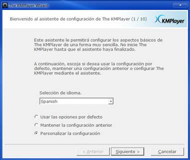 kmplayer configuracion El mejor reproductor de video para Windows, The KMPlayer