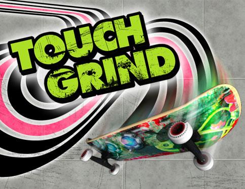 touch Grind TouchGrind es un divertido juego para iOS y Mac