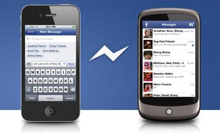 Facebook Messenger Facebook Messenger para iOS, Android y Blackberry ya disponible ... WhatsApp tiembla