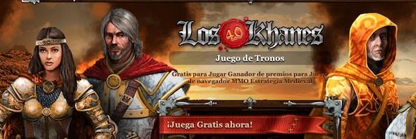 Khan wars 4 Khan Wars 4: Game of Thrones, un interesante juego de estrategia medieval online