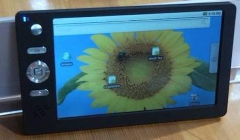 aakash tablet india 590x345 Lanzan en India una tablet de 35 dolares