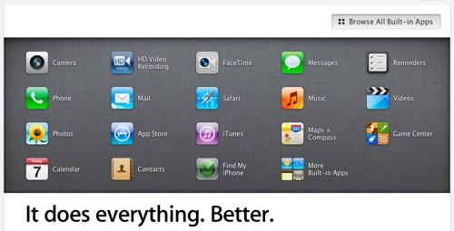 Novedades en las Apps de iOS 5 [Safari, Música, Calendario y Game Center]