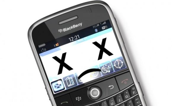BlackBerry logra restaurar su servicio