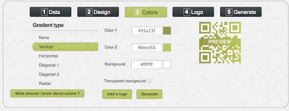 codigo qr color 3 Cómo hacer códigos QR con logo y color personalizado