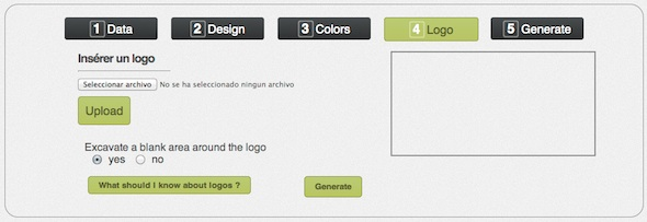 codigo qr color 4 Cómo hacer códigos QR con logo y color personalizado