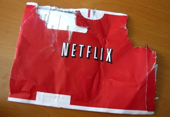 netflix dvd Netflix abandona Qwikster, mejor rentará DVDs desde el mismo sitio