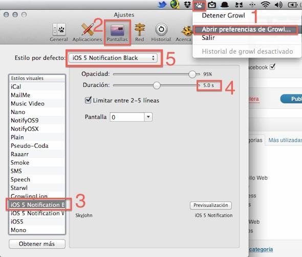 growl ios5 notificaciones 3 Cómo tener la animación de las notificaciones de iOS 5 en Mac con Growl