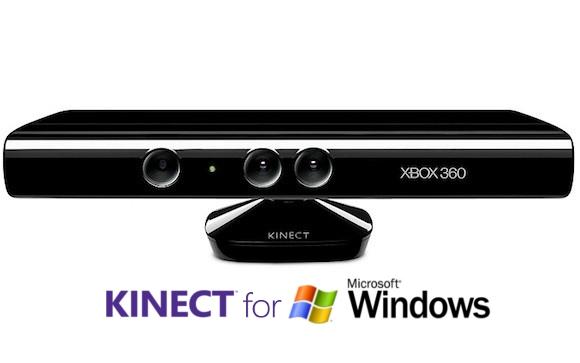 Kinect windows Los mejores gadgets que podrían ser lanzados para este año 2012