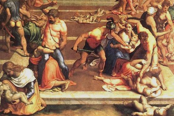 Santos inocentes biblia ¿Por qué se celebra el día de los Santos inocentes?