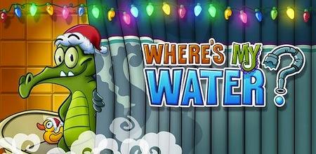 donde esta mi agua1 Los mejores juegos para iPhone que nos dejó este 2011