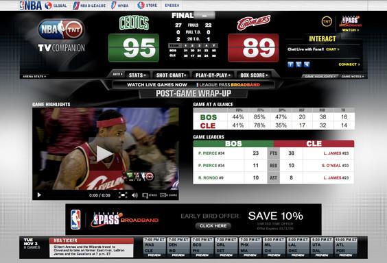 nba.tv Cómo ver todos los partidos de la NBA por 2 semanas en NBA.TV