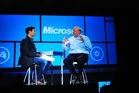 microsoft ces 2012 Presentación del Windows 8 [CES 2012]