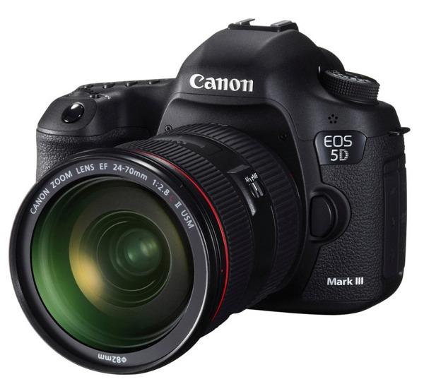 Canon eos 5d mark iii EOS 5D Mark III es anunciada oficialmente por Canon