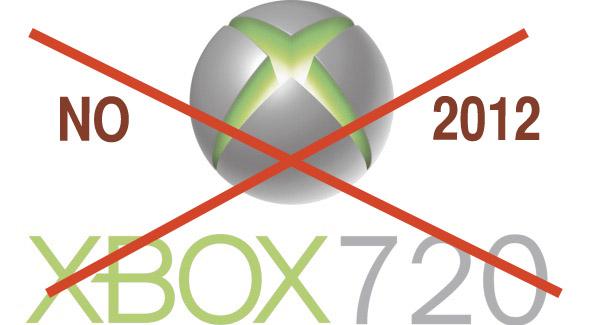 No Xbox 720 2012 wad No habrá nuevo Xbox en el E3 2012, dice Microsoft