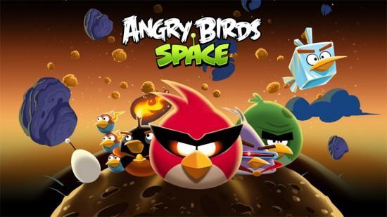 angry birds space Angry Birds Space llega a los 10 millones de descargas en 3 días