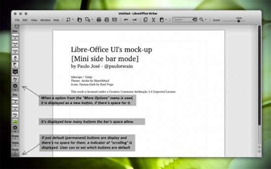libreoffice colaboracion LibreOffice tendrá una función de edición colaborativa pronto