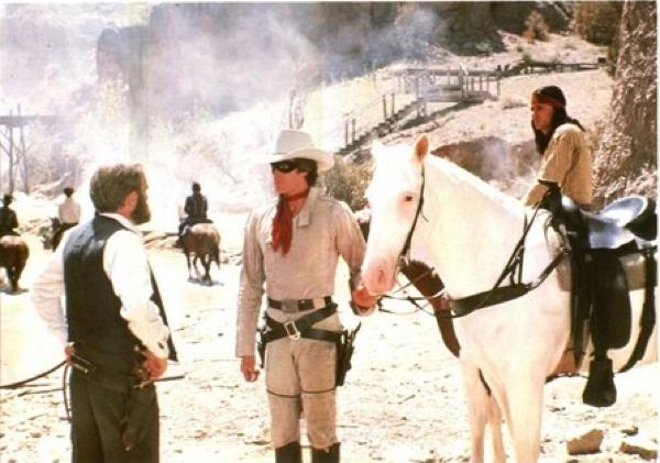 the lone ranger El Llanero Solitario llegará a la pantalla grande de la mano de Jhonny Depp y Armie Hammer