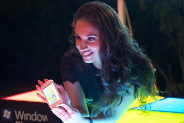 Nokia lumia 710 modelo Presentación oficial de los Nokia Lumia 800 y 710 en Mérida [Reseña]