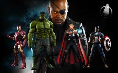 the avengers 1163805 Increíbles Wallpapers de The Avengers