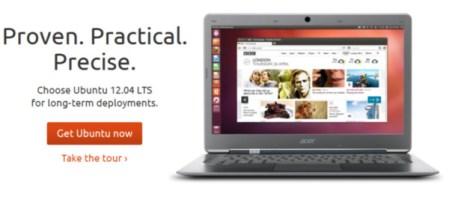 Ubuntu 12.04 LTS ya se puede descargar