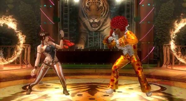 Dead or alive 5 Primer vídeo del Gameplay de Dead or Alive 5