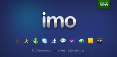Conectarse a messenger desde tu celular con Imo