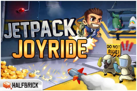 Jetpack joyride review best game iphone ipod touch ipad ever 2 Grandes juegos adictivos para iPhone y iPod Touch [I]
