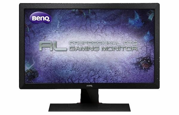 Monitor BenQ RL24505H Nuevos monitores BenQ RL2240H y RL2450H, diseñados para los juegos de estrategia