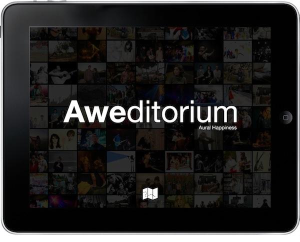 descubrir nueva musica aweditorium ipad Escuchar música en iPhone / iPad