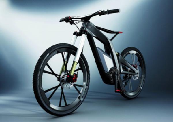 e bike audi Audi presenta concepto de bicicleta con WiFi