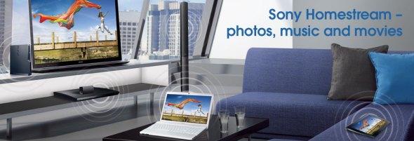 sony homestream 590x201 Los mejores servidores multimedia para el hogar