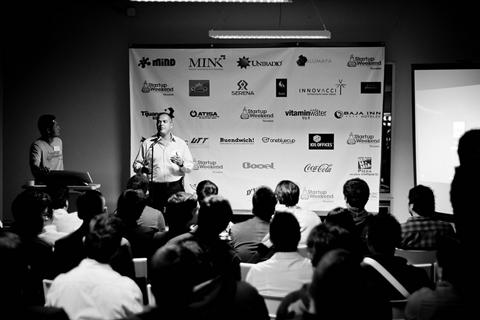 sw tijuana InstaPart ganador del Startup Weekend Tijuana 2012