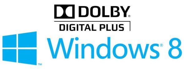 windows dolby digital plus 590x223 Microsoft incluirá la tecnología Dolby Digital en Windows 8