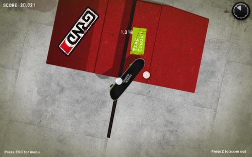 2011 08 08 11 700x437 Touchgrind para Mac, un excelente juego de patinetas para pasar el rato [Reseña]