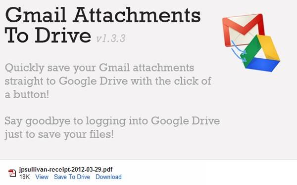 Gmail Attachments To Drive Guardar adjuntos de Gmail directo a Google Drive desde Chrome