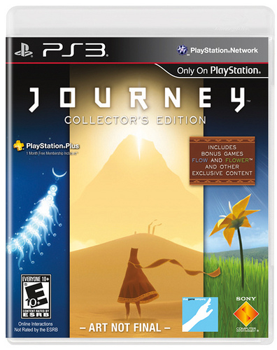 Tráiler de Journey Collectors Edition