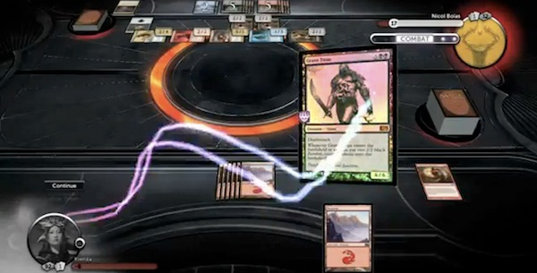 Magic: The Gathering Duels of the Planeswalkers para iPad disponible para descargar