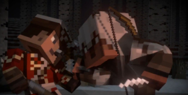 assassins creed minecraft Excelente video de Assassins Creed recreado en Minecraft