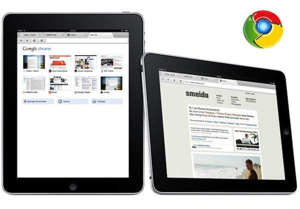 Google anuncia Chrome para iOS