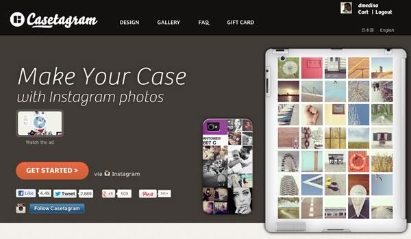 fundas iphone instagram Fundas para iPhone / iPad con fotos de Instagram, Casetagram