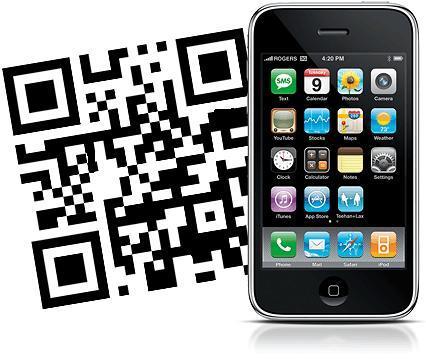 Apps para escanear códigos QR desde tu iPhone/ iPod