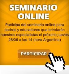 seminario proteccion ninos internet ¿Cómo proteger a nuestros hijos en Internet?, Seminario gratuito online