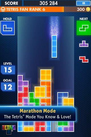 tetris ios Grandes juegos adictivos para iPhone y iPod Touch [III]