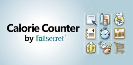 Controlar dieta con Calorie Counter by FatSecret