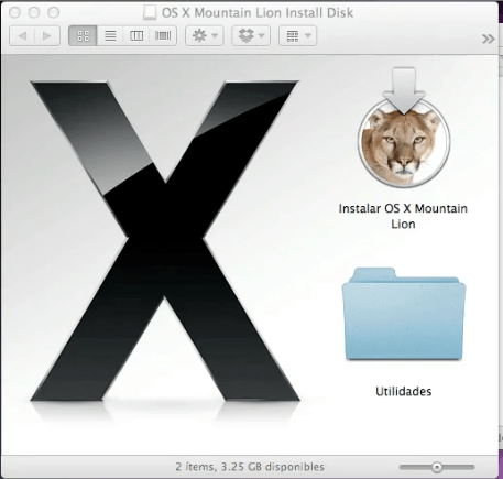 Captura de pantalla 2012 07 26 a las 10.10.50 Como hacer un respaldo del instalador de Mountain Lion en un USB