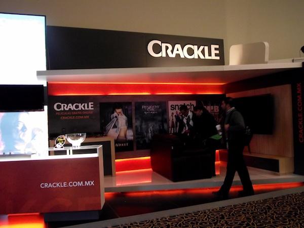 Entrevista crackle 2 El Vicepresidente de Crackle Latinoamérica nos habla del futuro del servicio en México