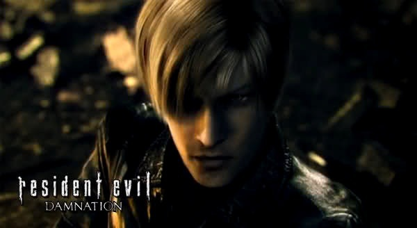 Nuevo tráiler de Resident Evil: Damnation, es presentado por Capcom