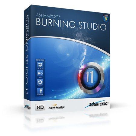 Ashampoo Burning Studio, genial software para grabar videos en DVD