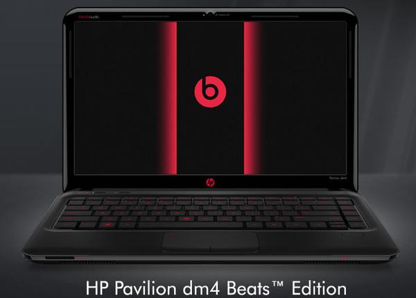 beats dm4 hp HP presenta su nueva portatil DM4 BEATS Edition